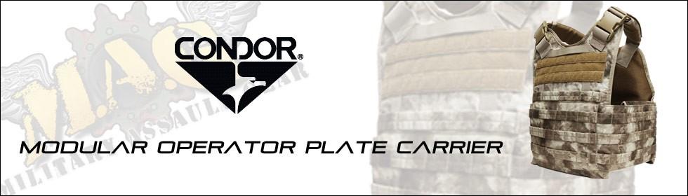 Modular Operator Plate Carrier