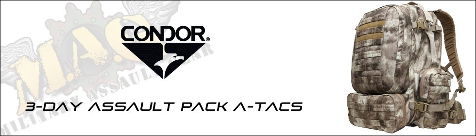 3-Day Assault Pack A-TACS